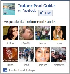 Indoor Pool Guide Facebook account
