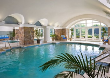 Large indoor swimming pool heating systems in Hayward CA